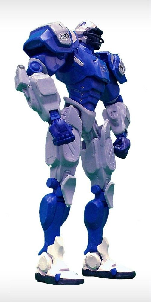 Fox Sports Cleatus Robot 2 0 Nfl Choose Your Team New 10