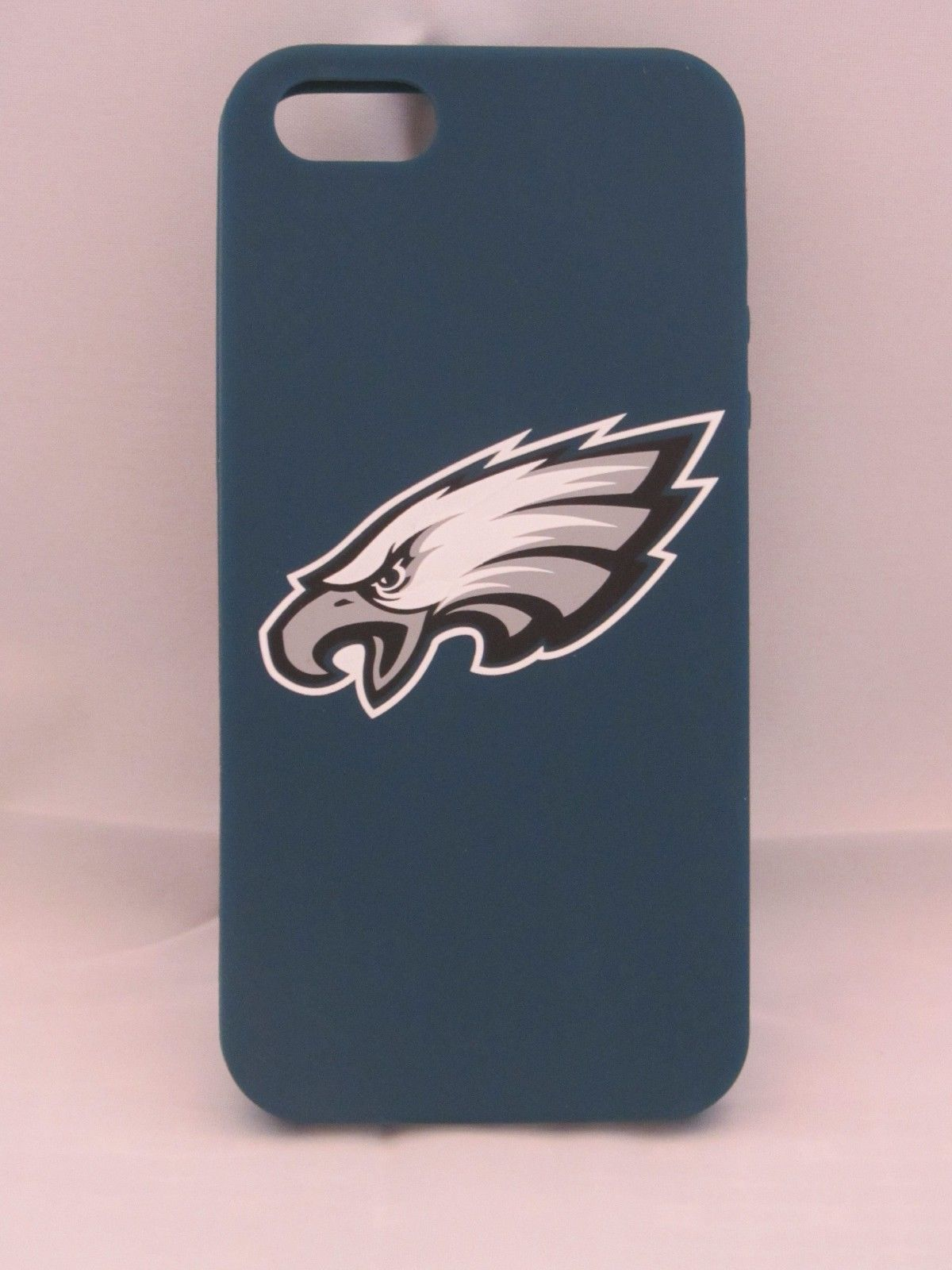 Baltimore Ravens Purple Silicone Iphone 5 Cover