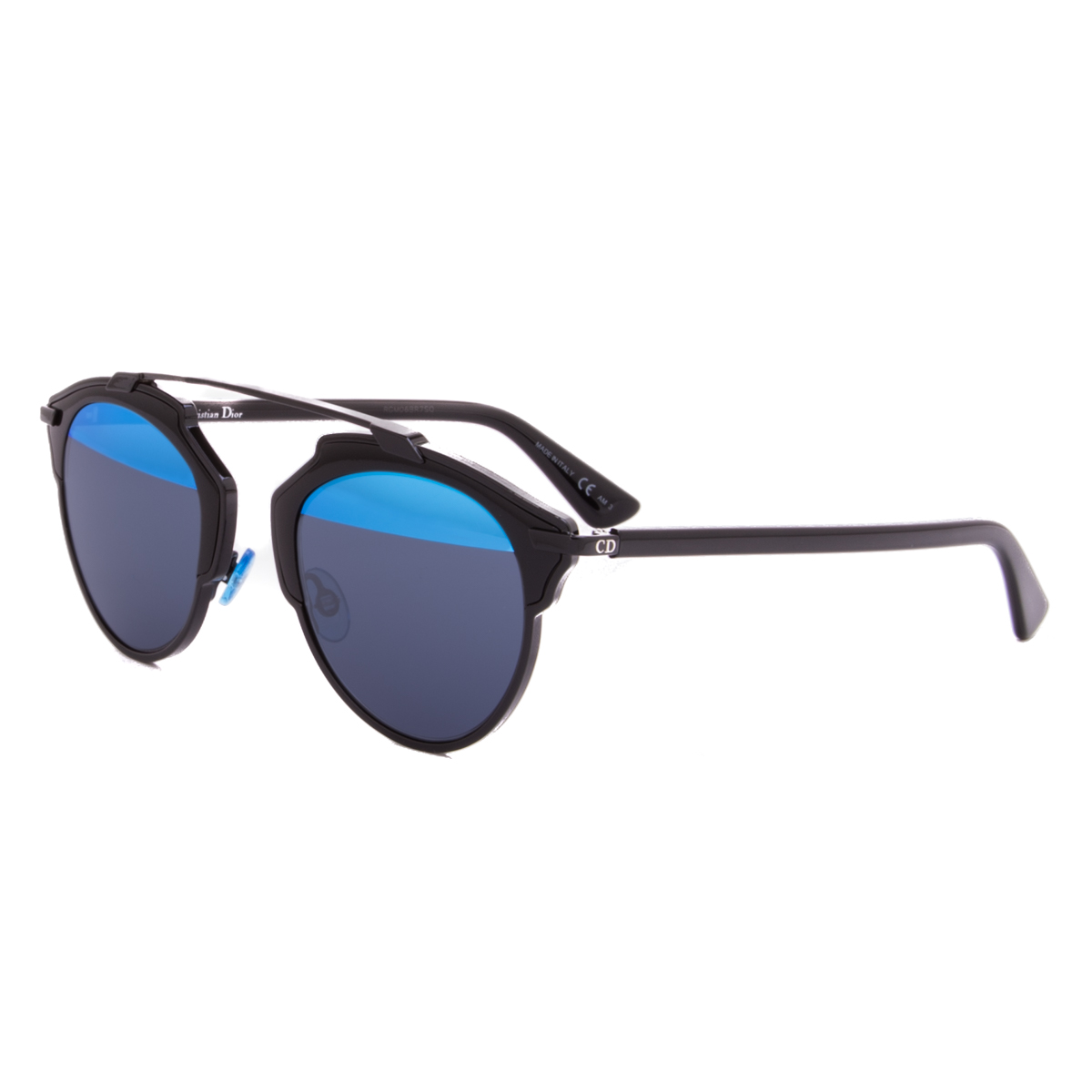 Dior Glasses Frame 2014 : Christian Dior Sunglasses Dior So Real B0YY0 Black Frame ...