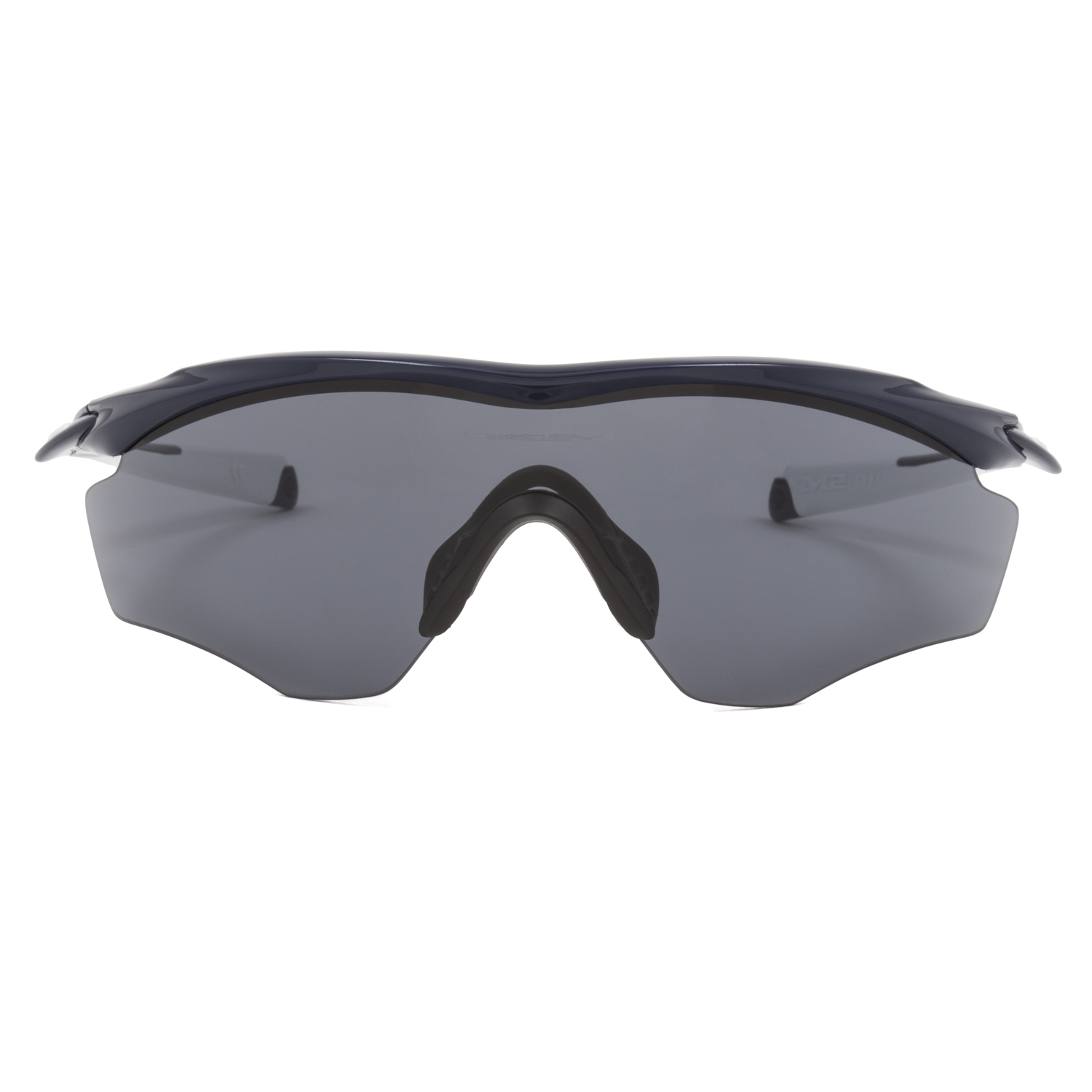 Oakley M2 Frame Glasses : Oakley M2 Frame XL Sunglasses OO9343-02 Polished Navy Blue ...