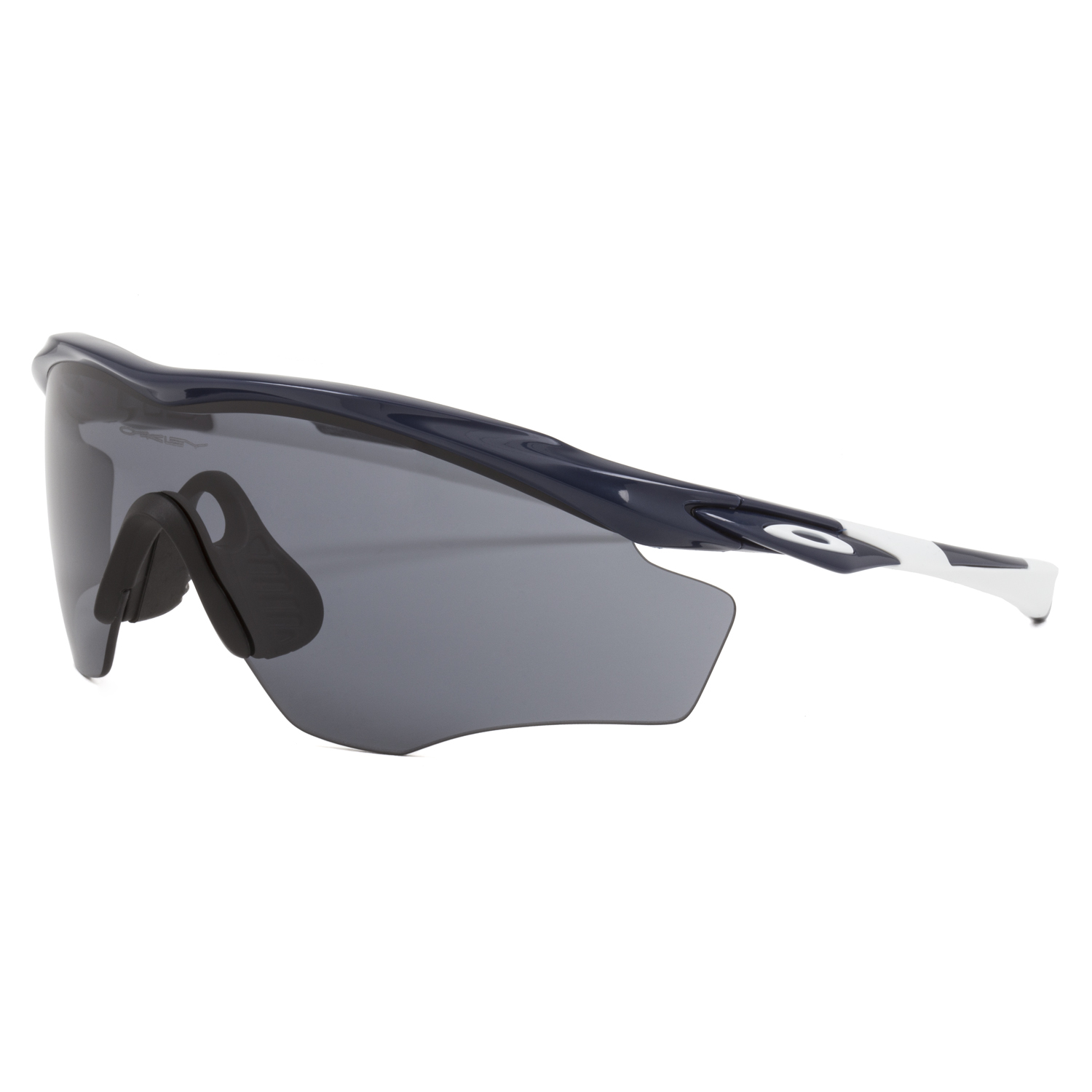 Oakley M2 Frame XL Sunglasses OO9343-02 Polished Navy Blue ...