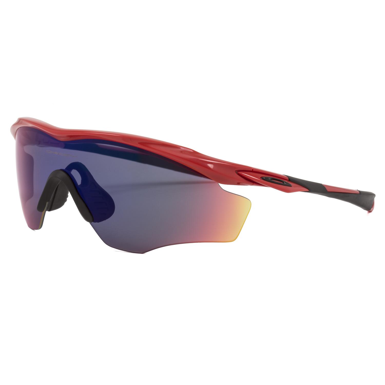 Oakley Red Frame Glasses : Oakley M2 Frame XL Sunglasses OO9343-06 Redline / Positive ...