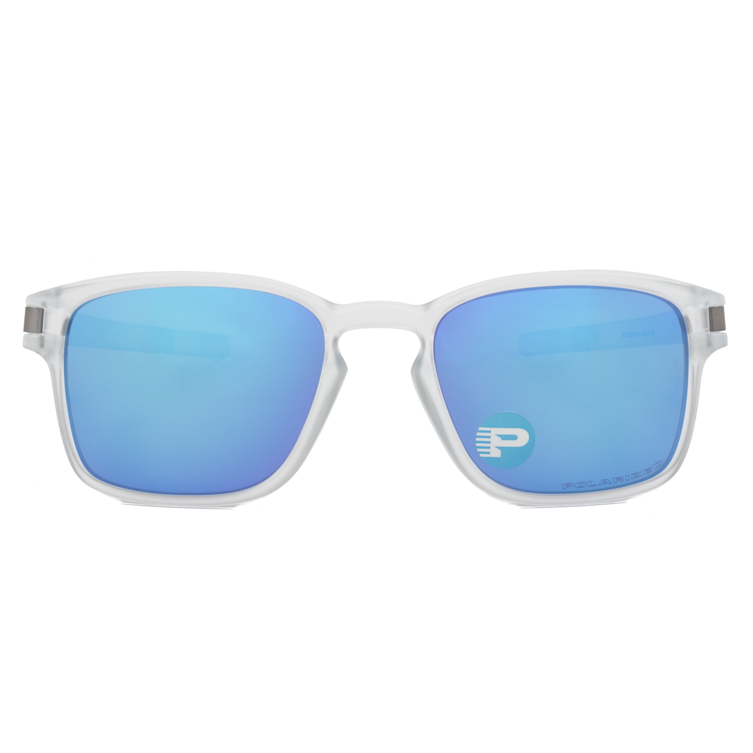 Oakley Clear Frame Glasses : Oakley Latch Square Sunglasses OO9353-06 Clear Frame ...