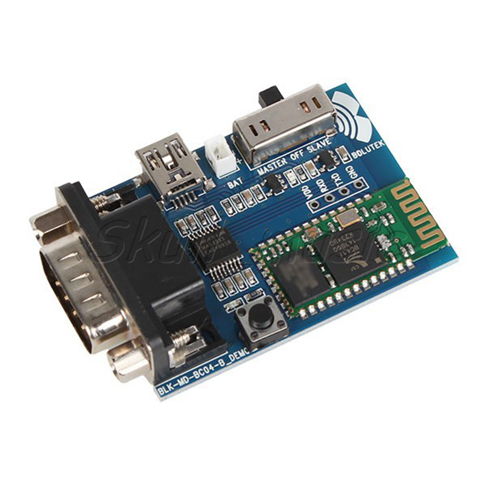 RS232-Bluetooth-2-1-Serial-Adapter-Communication-Expansion-Module-Reset-Button