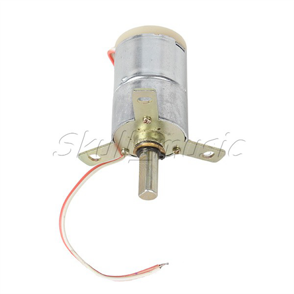 High-Torque-12V-DC-25-RPM-Gear-Box-Stabilivolt-Electric-Motor-Replacement