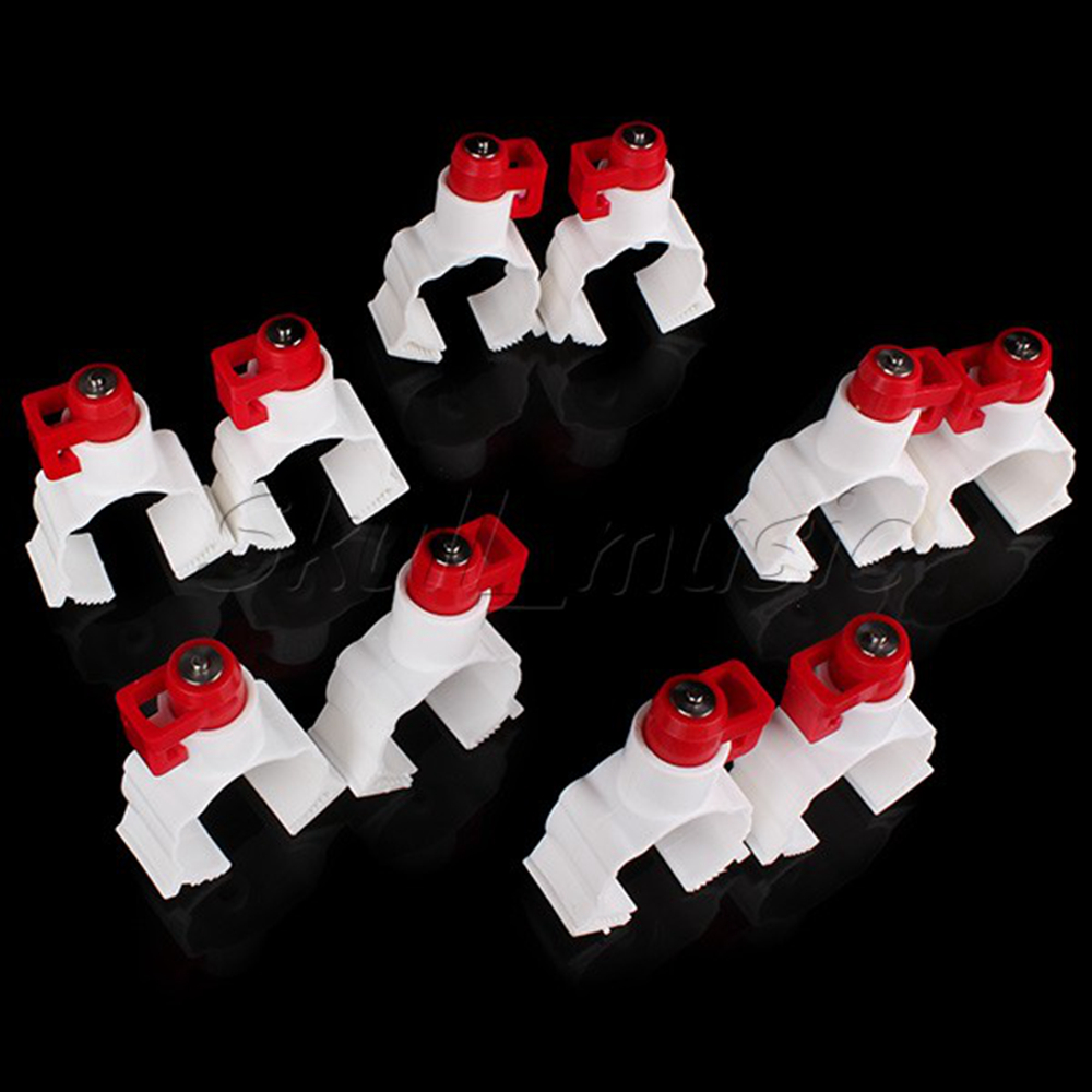 10pcs-Efficient-PP-Nipple-360-Degree-Chicken-Duck-Poultry-Water-Drinker