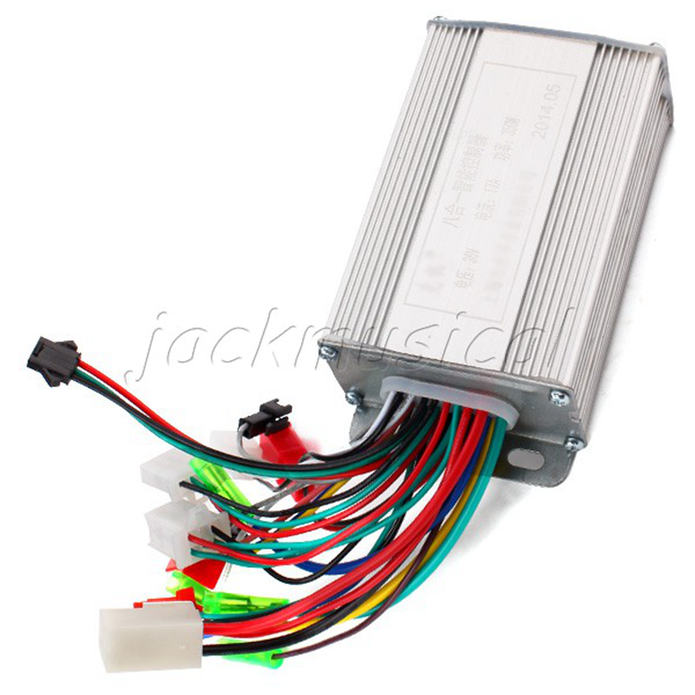 Electric bike brushless motor controller 36v 350w for for 36v dc motor controller
