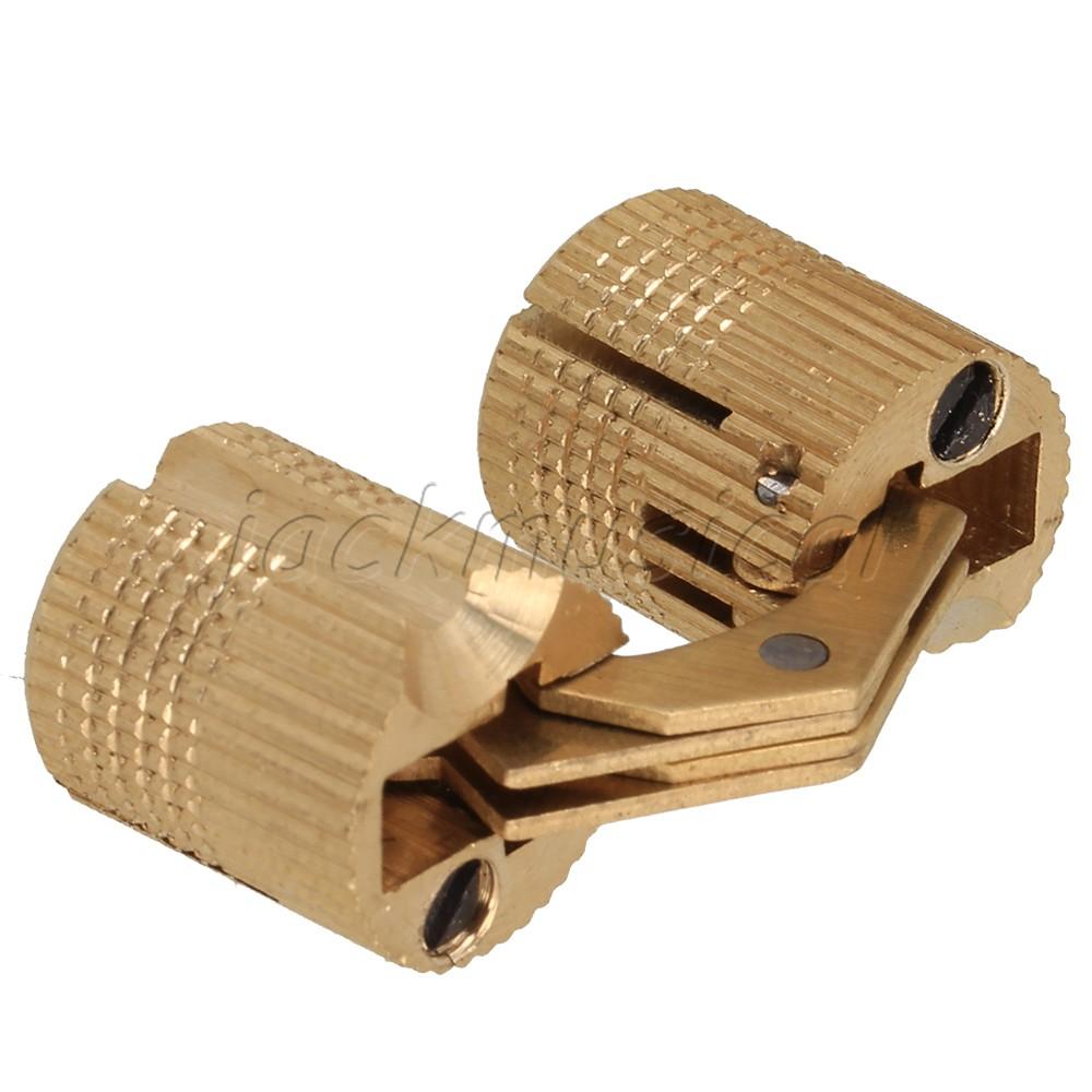 4x durable hidden invisible hinge barrel concealed hinge for Hidden hinges