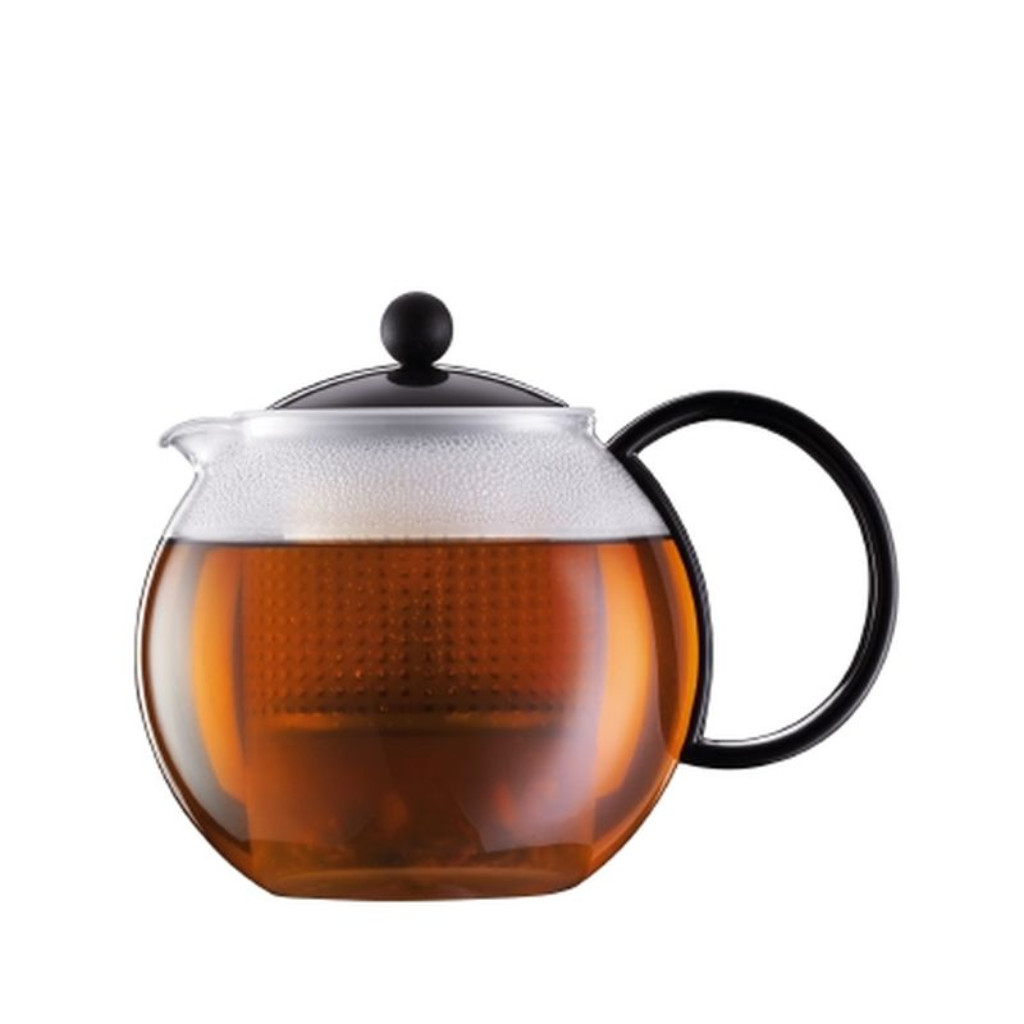 modern tea pot bodum assam modern tea pot glass and plastic  - bodum assam modern tea pot glass and plastic various sizesbodumassammodernteapotglassandplastic