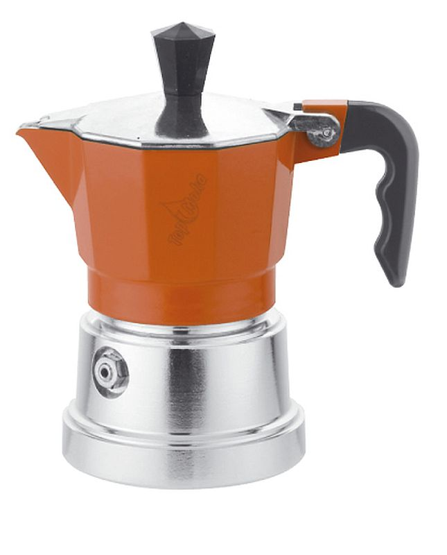 Italian Coffee Maker One Cup : Top Moka - Stove Top Espresso Maker - Made in Italy - Aluminium - 1 Cup eBay