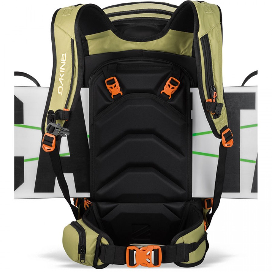 Dakine Blade Mens Ski Snowboard Backpack 38 L Rucksack Luggage ...
