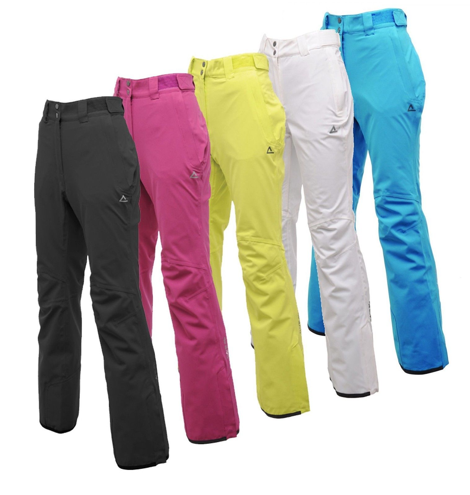 Ski Salopettes - Browse through a variety of styles, colours, and fit of ski pant to keep you warm, dry and protected in the snow, without compromising on your performance.