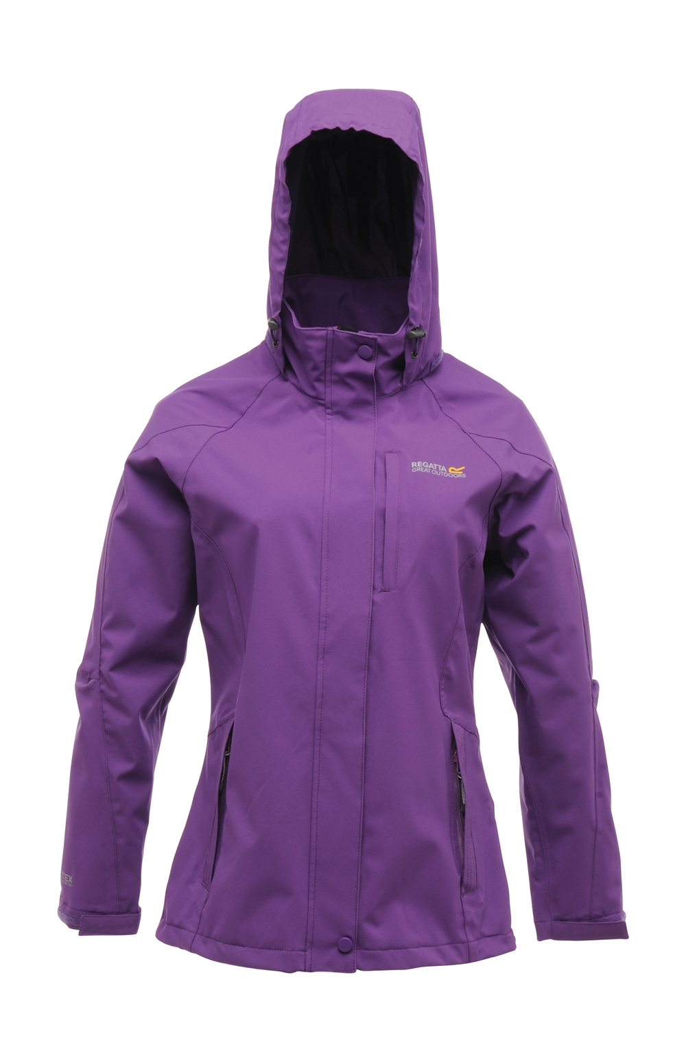 Plus size womens rain jackets