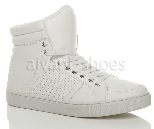 chaussure basket bottine homme d contract e plate lacet hauteur cheville taille ebay. Black Bedroom Furniture Sets. Home Design Ideas