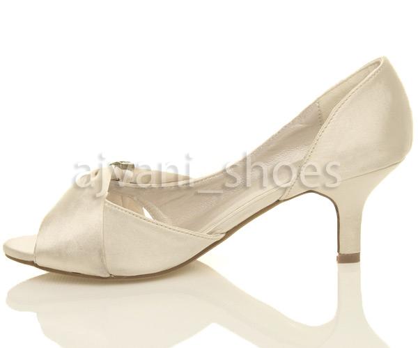 Scarpe Tacco Basso Eleganti