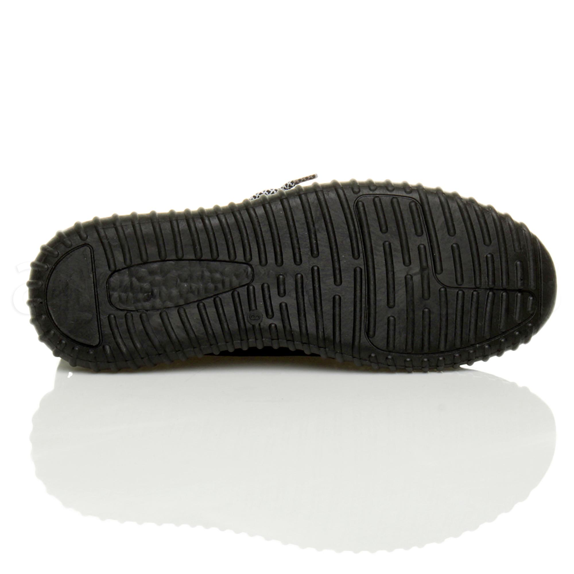 Herren Damen Unisex Laufschuhe Sports Schnüren Sneakers Freizeitschuhe Größe