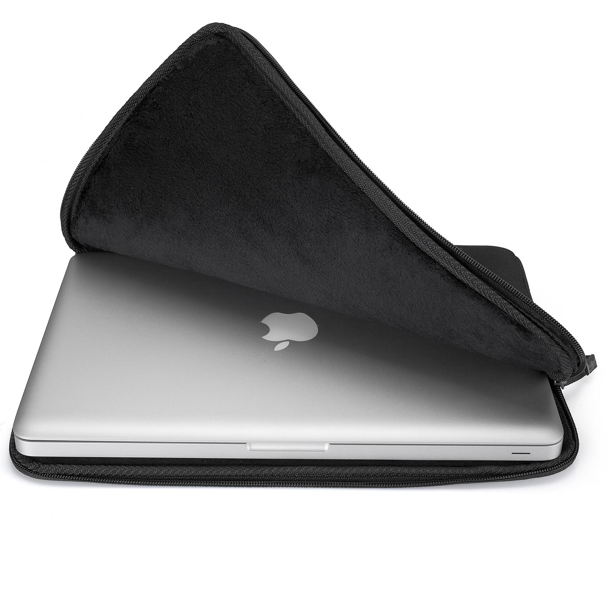 soft sleeve for macbook 11 12 13 15 inch retina pro air laptop case 13 3 15 4 ebay. Black Bedroom Furniture Sets. Home Design Ideas