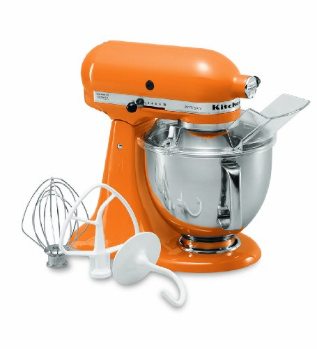 KitchenAid 5 Quart Tilt Head Artisan Series Mixers