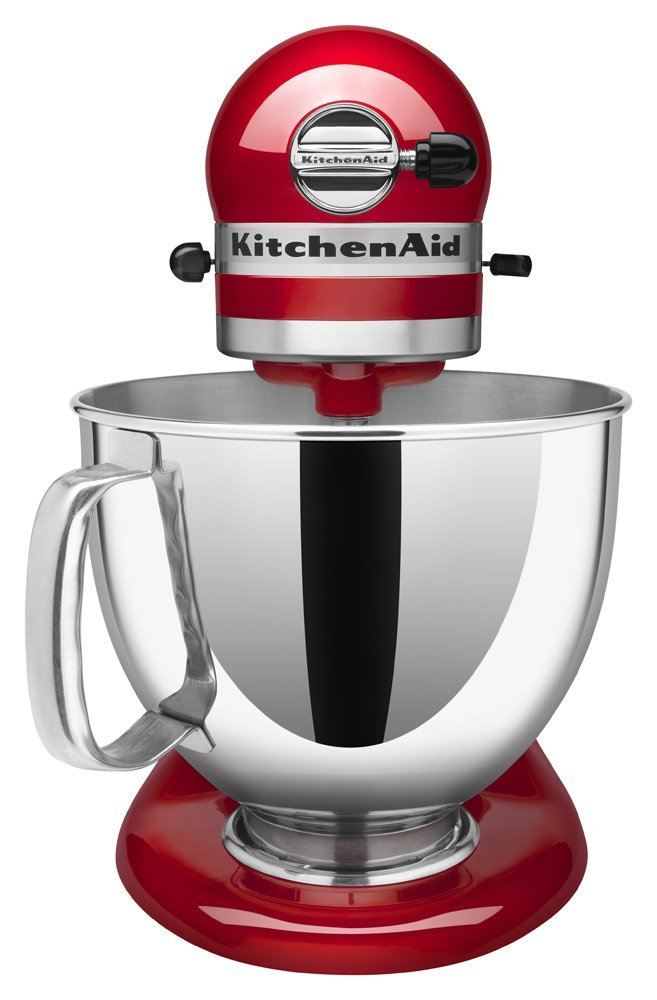 Kitchen aid 5 qt artisan series stand mixer ebay - Kitchenaid mixer bayleaf ...