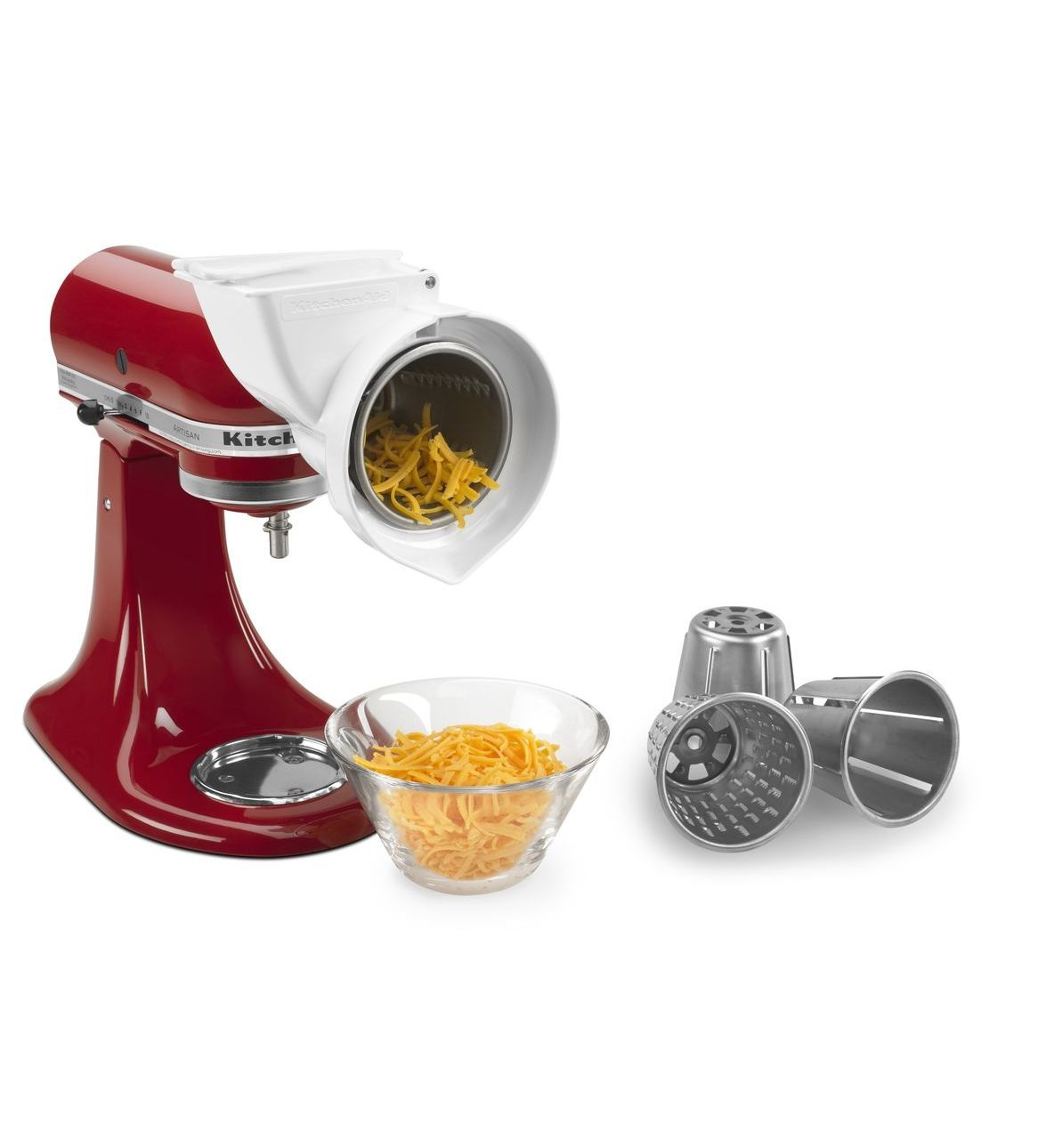 Kitchenaid Rvsa Slicer Shredder Attachment For Stand