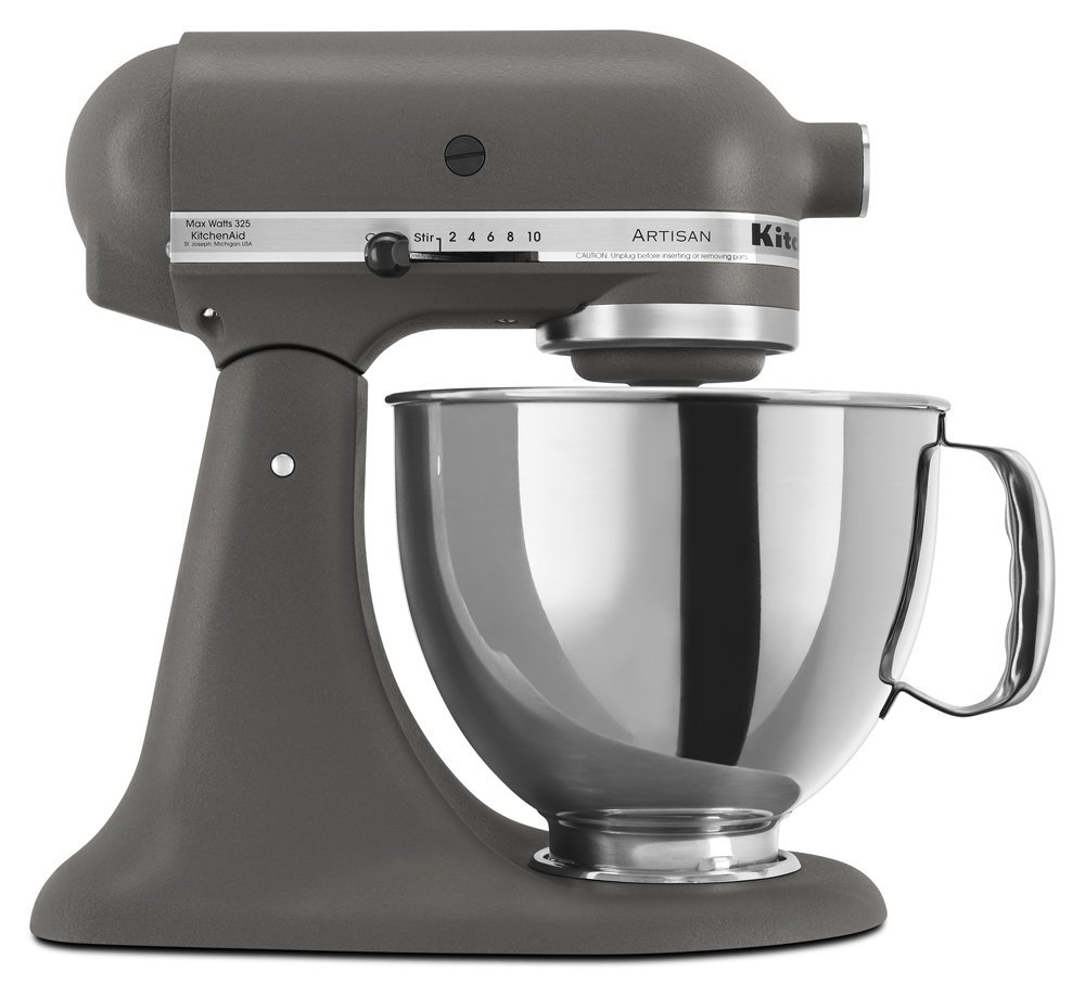 kitchen aid 5 qt artisan series stand mixer ebay. Black Bedroom Furniture Sets. Home Design Ideas