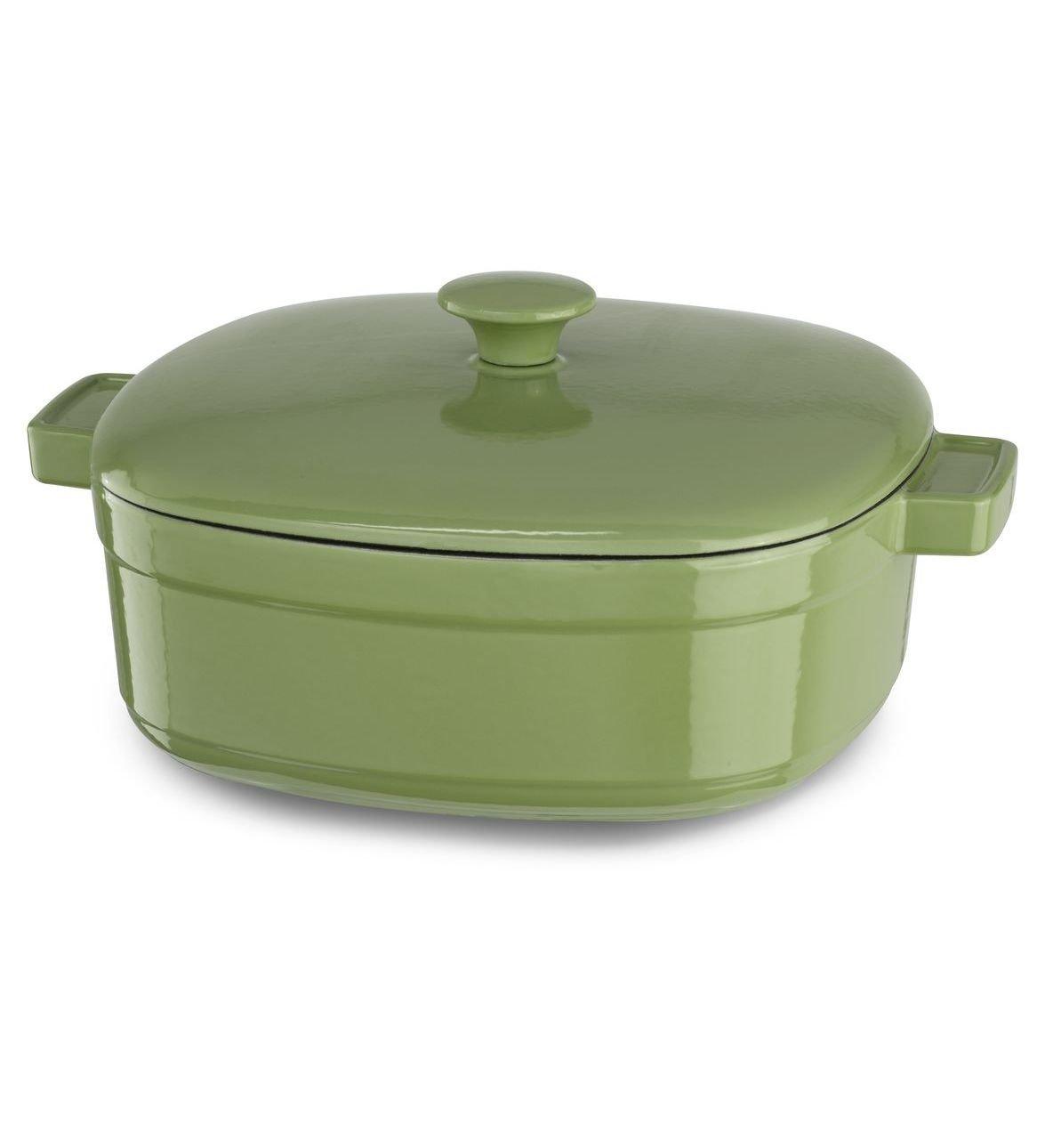 Kitchenaid Dutch Oven kitchen aid cast iron 3-qt. casserole dish   ebay