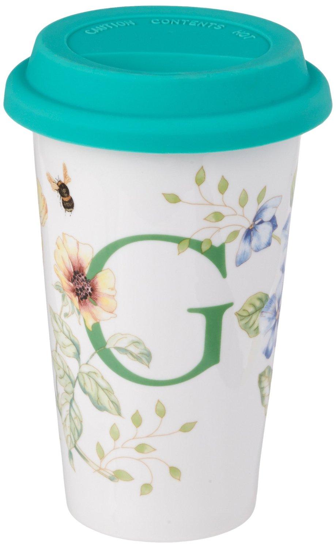 Lenox Butterfly Meadow Thermal Travel Mug G