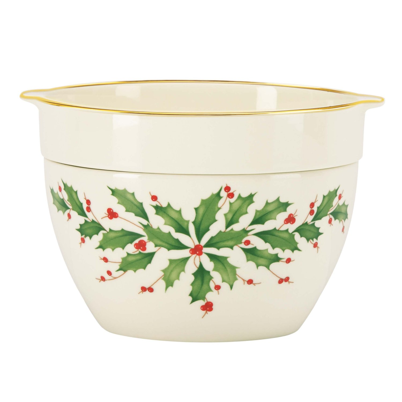 Lenox holiday cold dip bowl ebay