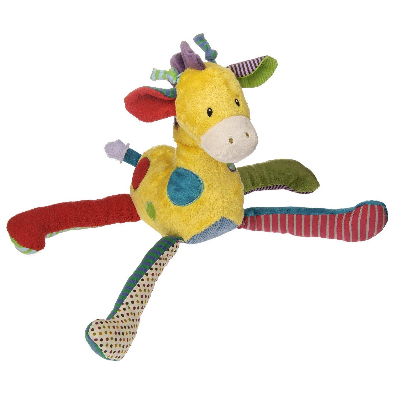 Mary Meyer Stuffed Toys Natural Life Baby Mary Meyer Plush Toy, Dream Big Giraffe