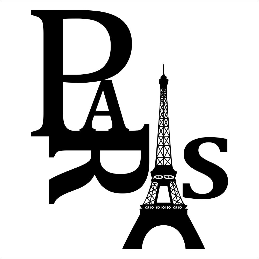 new paris tower home decor wall sticker removable decal room wall sticker decor ebay. Black Bedroom Furniture Sets. Home Design Ideas