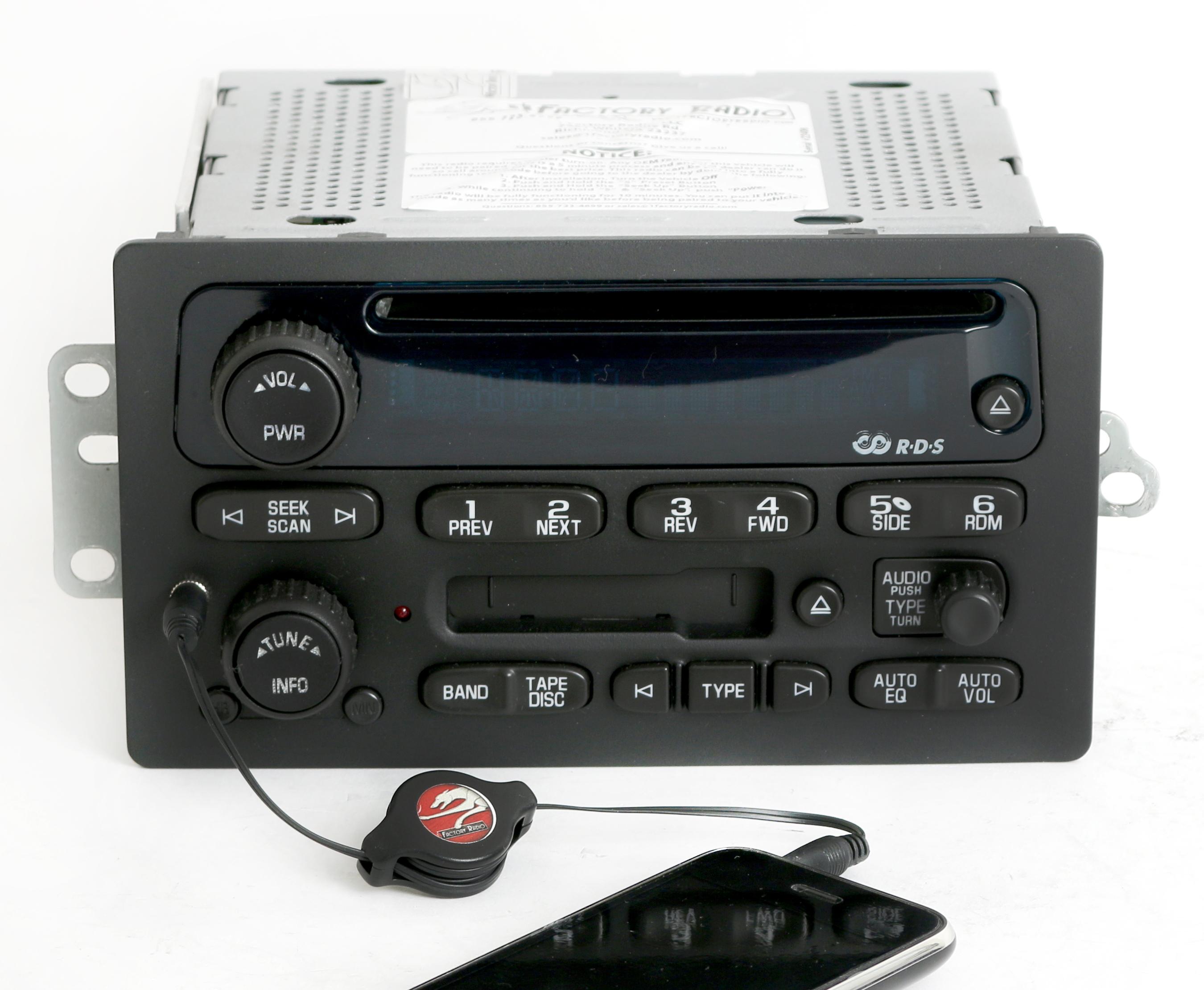 Delphi Delco Electronics Car Stereo Receivers Sears