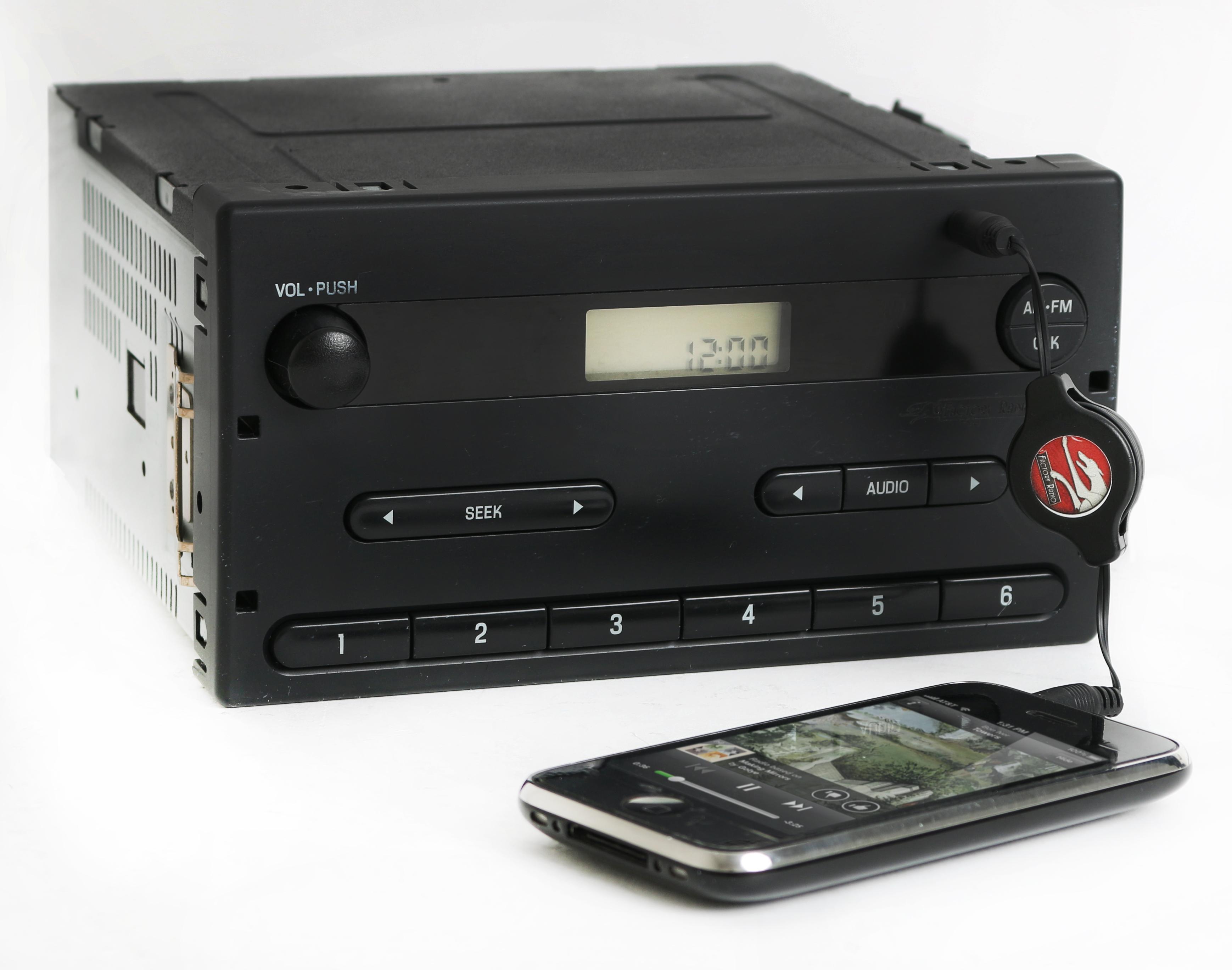 Ford Motor Company Ford Ranger Mazda 2004-2011 Radio AM FM Upgraded w Aux iPod Input 6L5T-18K810-AA at Sears.com