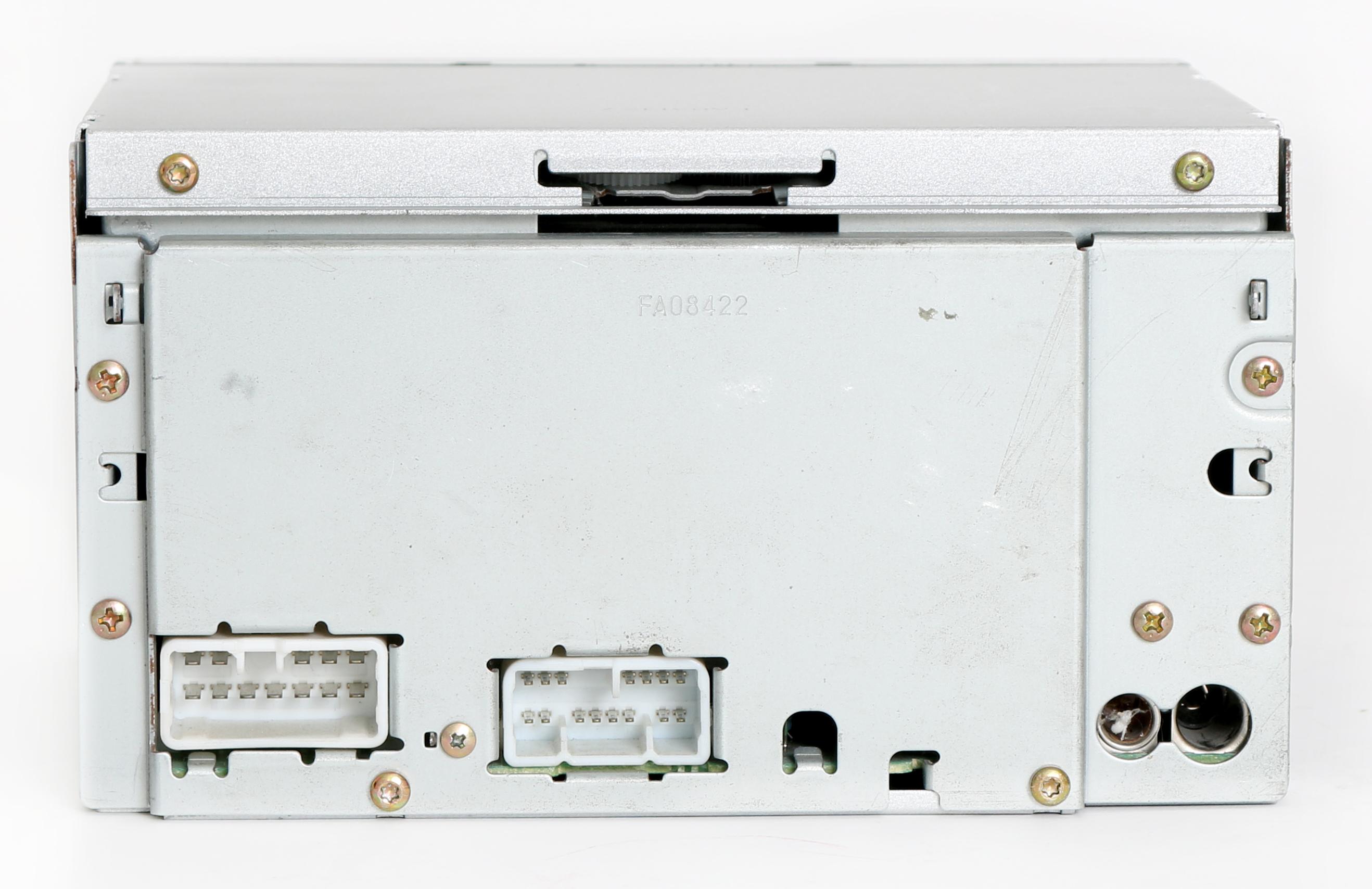 Toyota 4runner Camry 95 00 Radio Am Fm Cs Cd Bluetooth Muisc 86120 Lexus Wiring Diagram 35170 56808 1 Factory