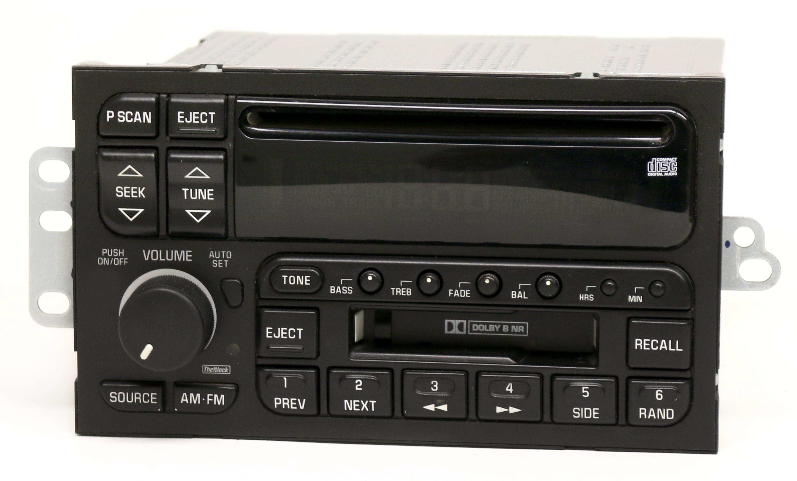 buick lesabre century regal 1996 2003 radio am fm cd cassette buick lesabre century regal 1996 2003 radio am fm cd cassette player pn 09373354 1 factory radio