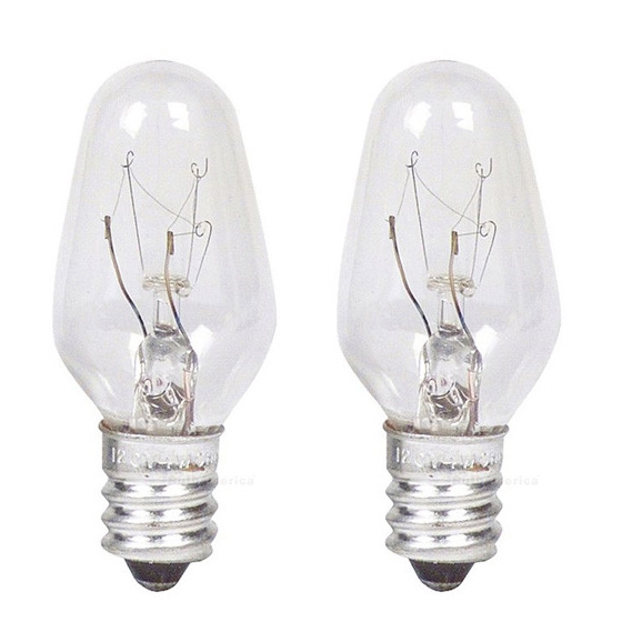 E12 Led Walmart: Philips 15w 120v C7 E12 DuraMax Incandescent Light Bulb