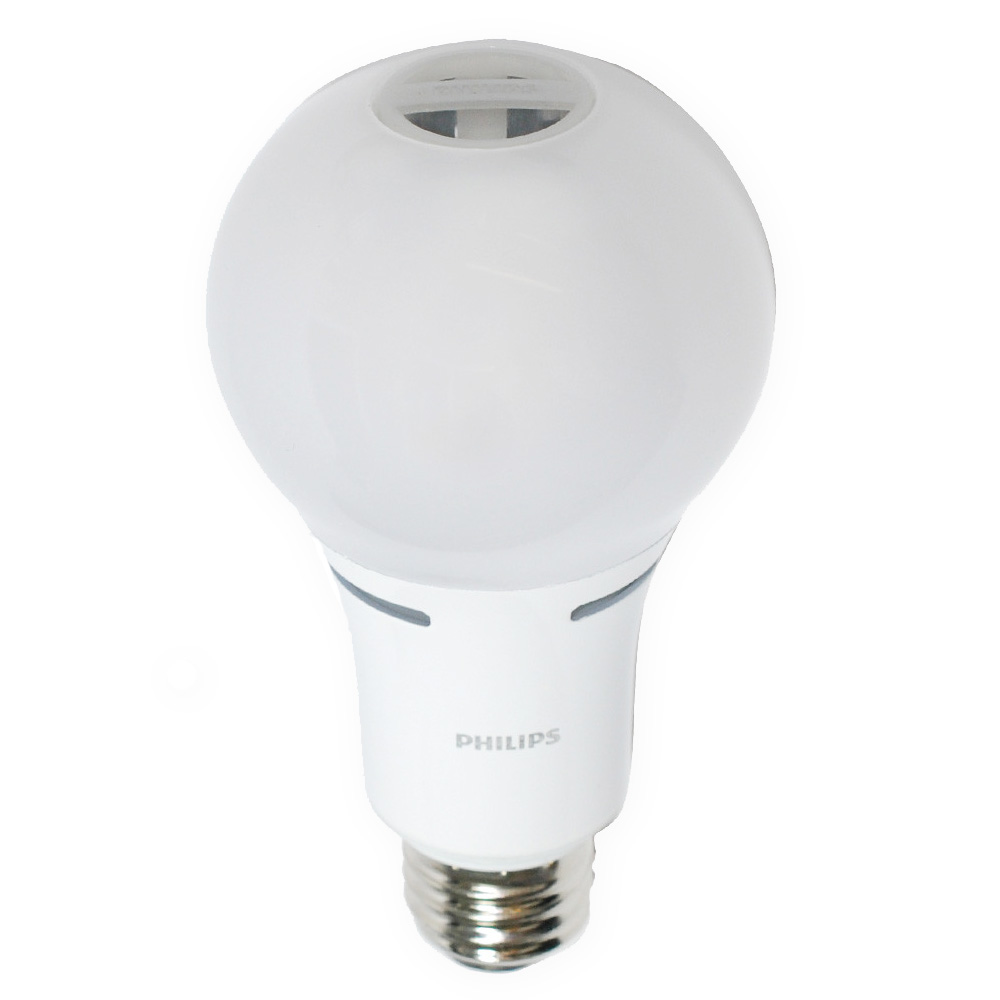 philips 18w 120v led a21 dimmable 2700 2200k light bulb 100w equiv ebay. Black Bedroom Furniture Sets. Home Design Ideas