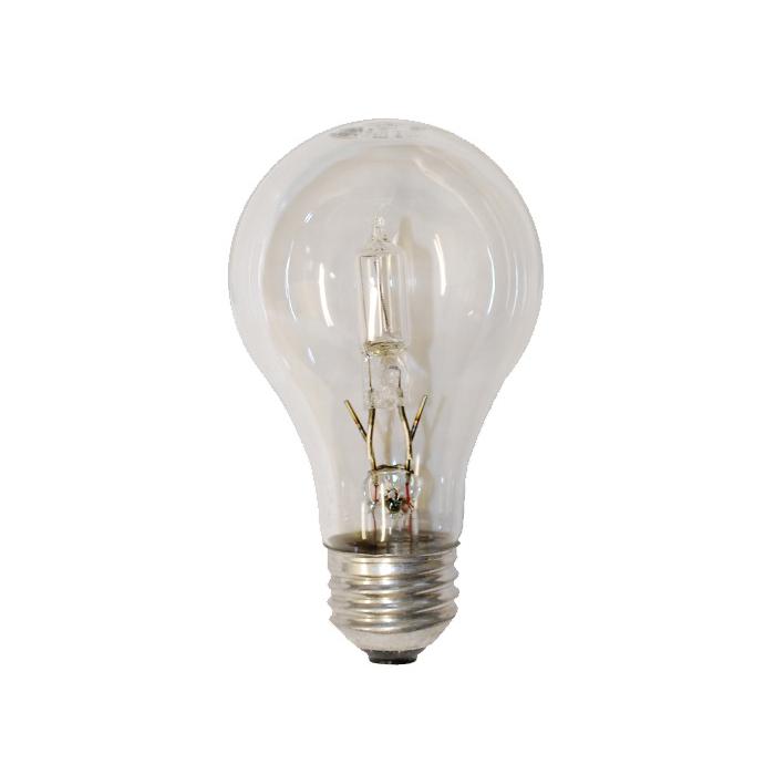 20w Led Bulb A19: Osram Sylvania 43w 120v A-Shape A19 E26 Clear