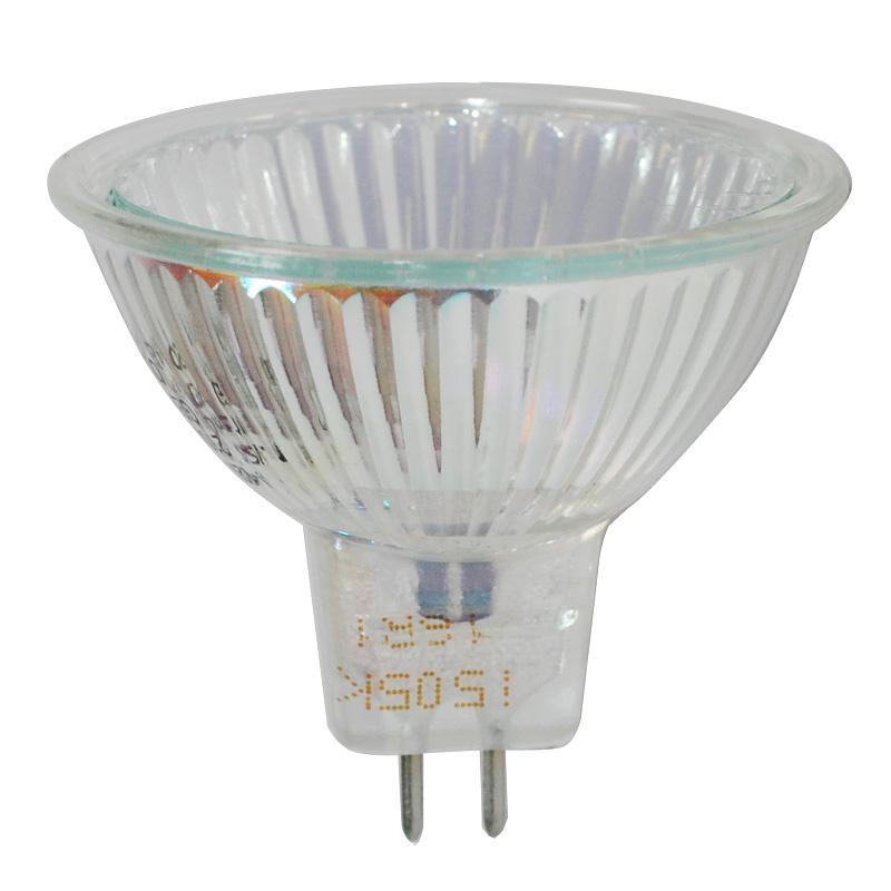 bab sylvania mr16 20w 12v w front glass flood gu5 3 halogen light bulb ebay. Black Bedroom Furniture Sets. Home Design Ideas