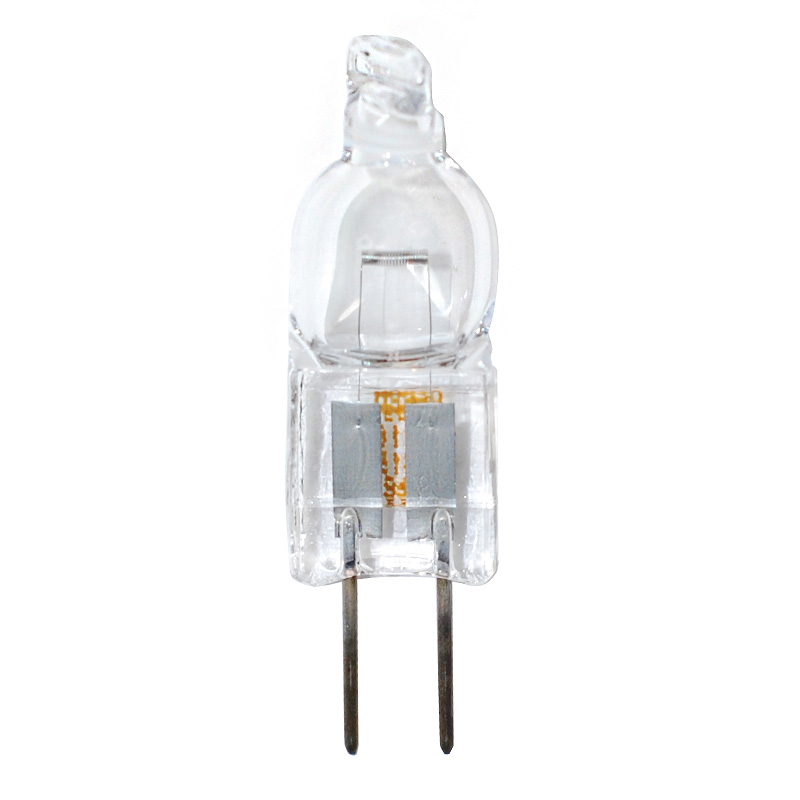 osram sylvania 64415 10w 12v g4 base halogen halostar light bulb ebay. Black Bedroom Furniture Sets. Home Design Ideas