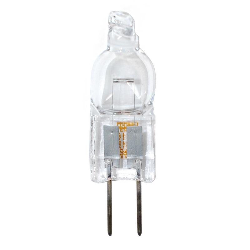 osram sylvania 64415 10w 12v g4 base halogen halostar. Black Bedroom Furniture Sets. Home Design Ideas