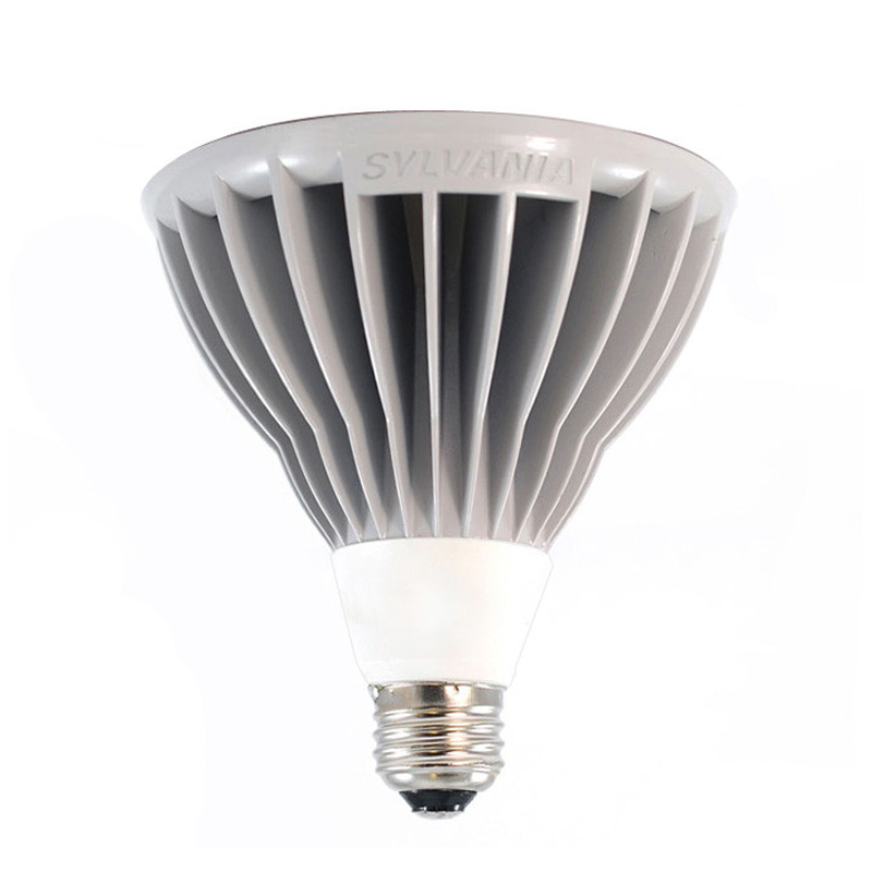 20w Led Dimmable: PAR38 Dimmable LED 20w 120v Wide Spot 3000k Osram Sylvania