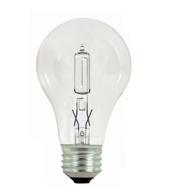 Ge w a halogen clear energy efficient replace