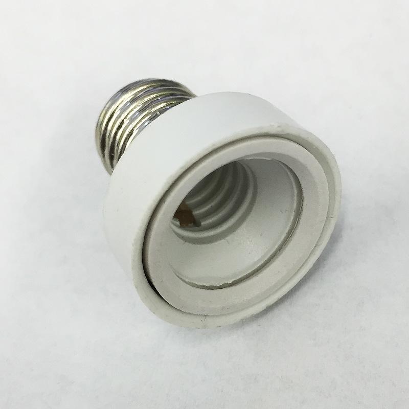 Platinum E12 Candelabra Base To E17 Intermediate Socket
