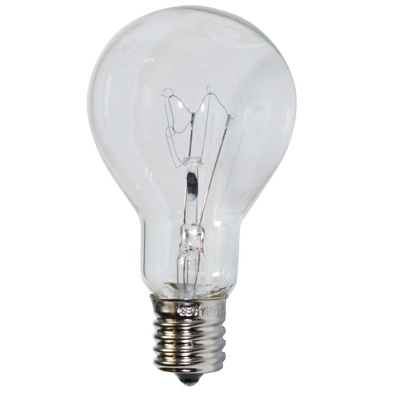 light bulbs see more satco s4164 40 watt a15 incandescent bulb cl. Black Bedroom Furniture Sets. Home Design Ideas