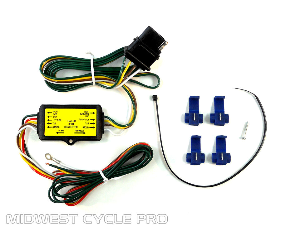 Trailer Wiring Harness Plug Covers : Pin trailer wiring harness covers get free image about