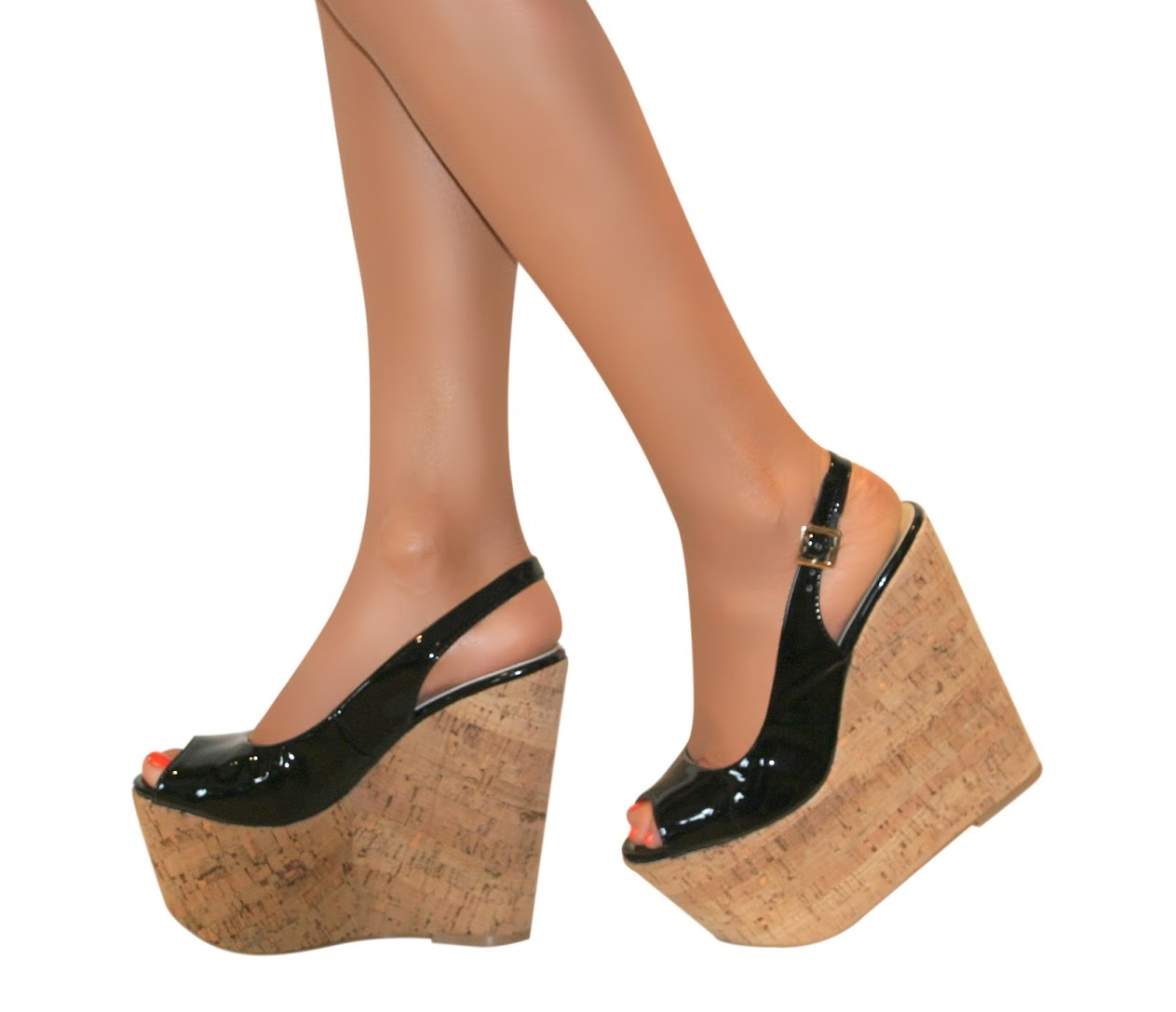 When asked if they should pack high heels for leisure travel to Europe, it seems that most women agree: skip the heels and pack comfortable wedge heels if you can't do without a dressy shoe. The cobblestone streets make it difficult to wear traditional heels so locals opt for wedges, too.