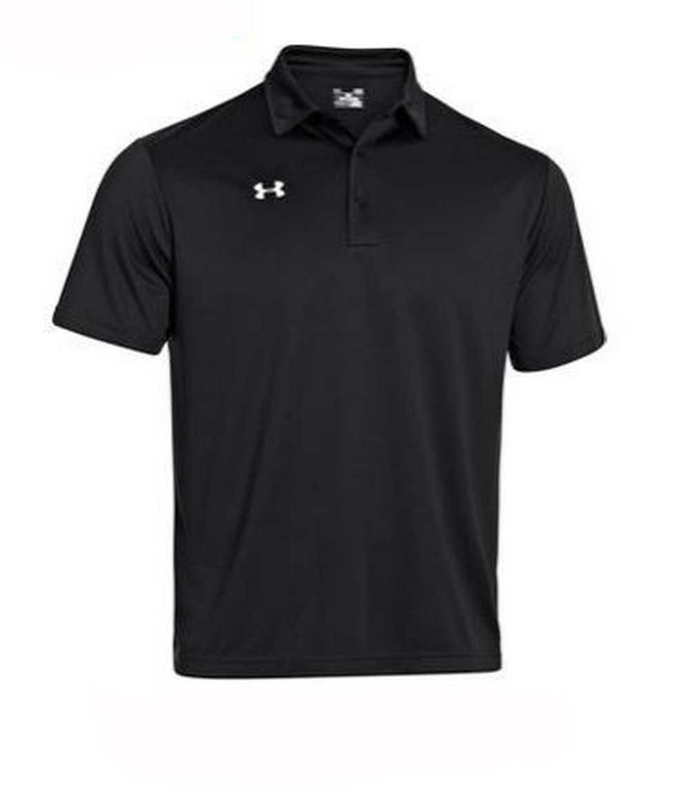 Under armour men 39 s team 39 s armour polo golf shirt assorted for Mens under armour golf shirts