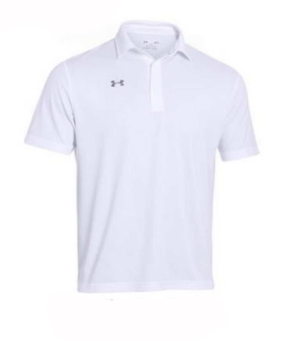 Under armour men 39 s team 39 s armour polo golf shirt assorted for Under armor polo shirts