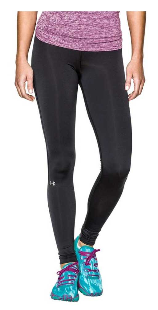 Under Armour Womenu0026#39;s ColdGear Authentic Leggings (Black or ...