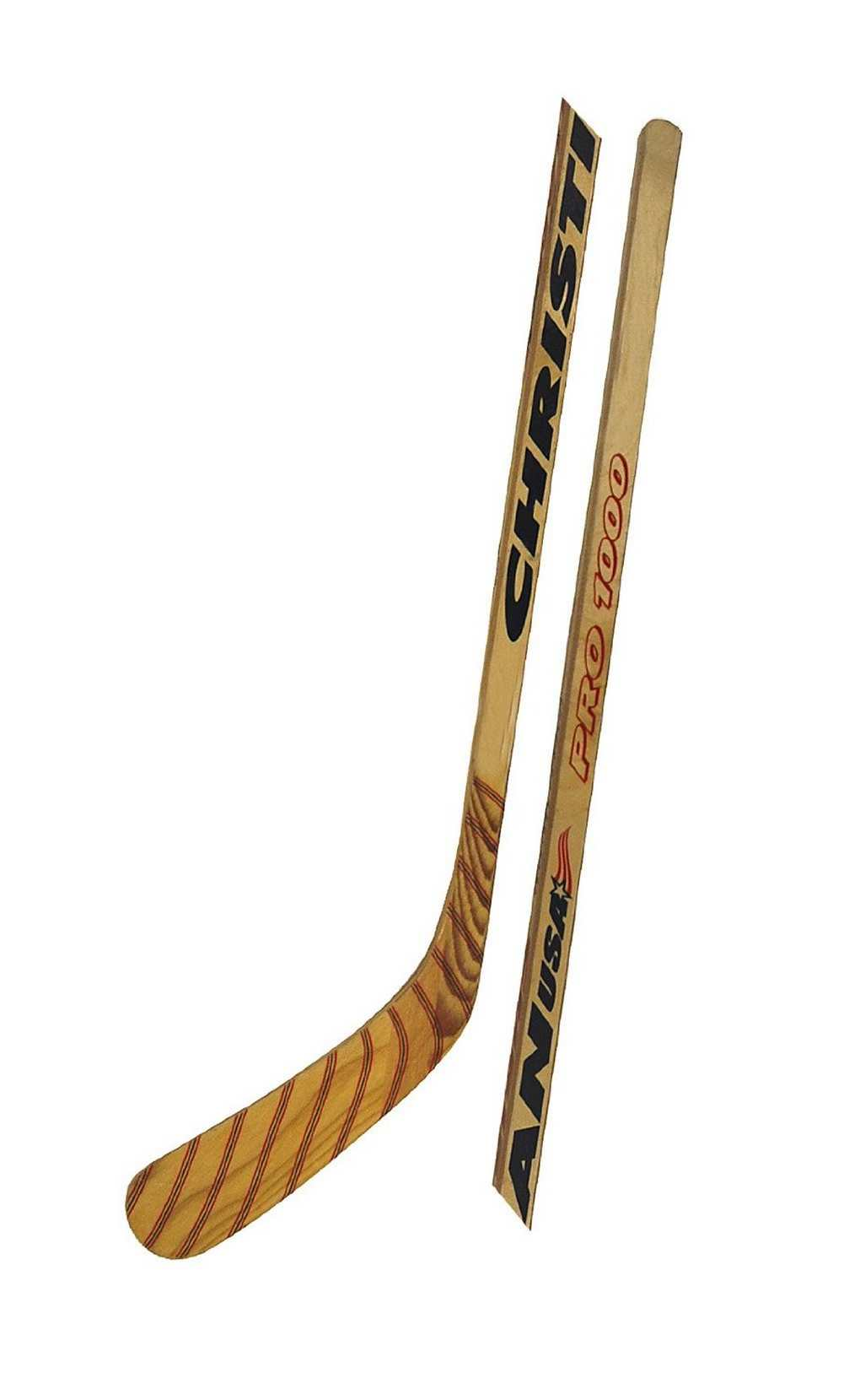 Christian Pro 1000 Wood Ice Hockey Stick: Three Sizes ...